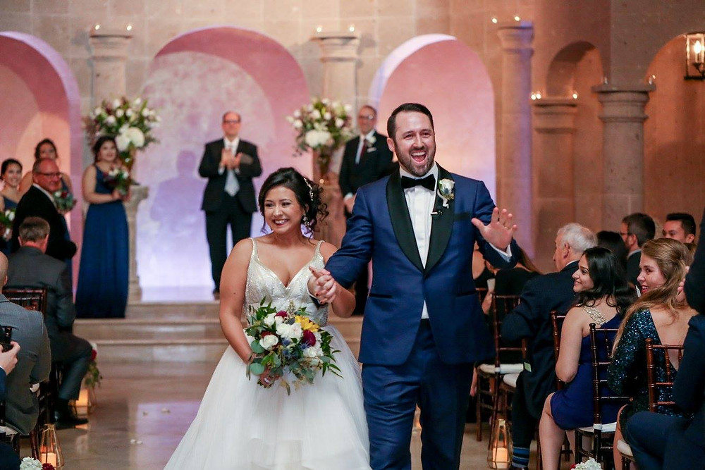Another fantastic Houston wedding with Stargazer Productions