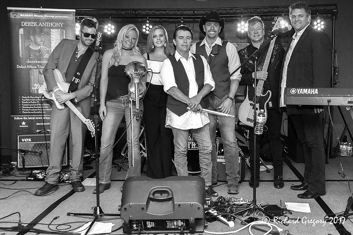 Derek Anthony Band
