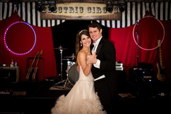Electric Circus Wedding Party Band