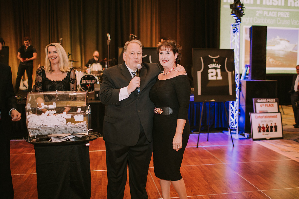 Auction at PM Group fundraiser