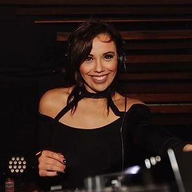 DJ Genafire is a female DJ