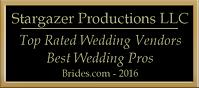 Top rated wedding vendor and wedding professional award