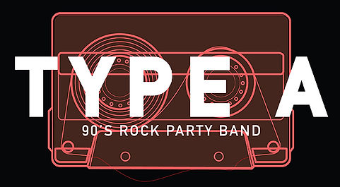 Austin 90's band, Type A, plays 90's hit songs for Austin events and parties.