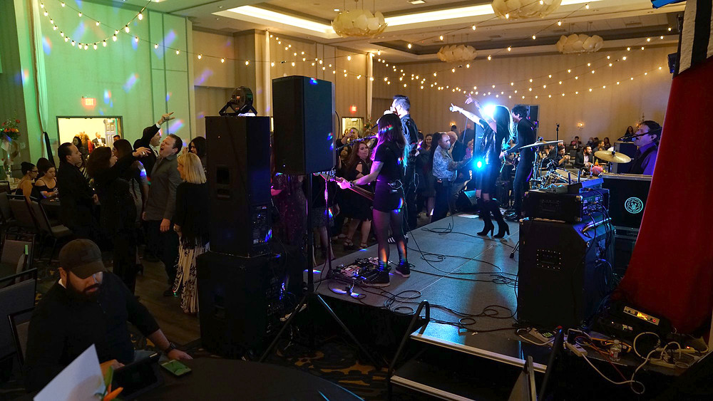 Rio Grande Valley party band, Electric Circus