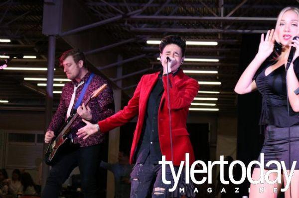 Satellite band in Tyler Texas