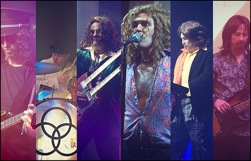 Whole Lotta Led is a Texas Led Zeppelin Tribute Band