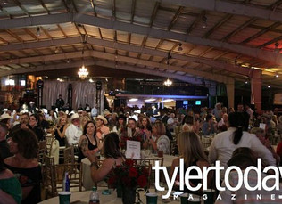 Satellite Performs at the 32nd Annual Tyler Cattle Barons' Gala
