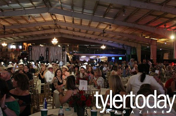 Dallas band, Satellite, was chosen as the band for the Tyler Cattle Baron's Ball
