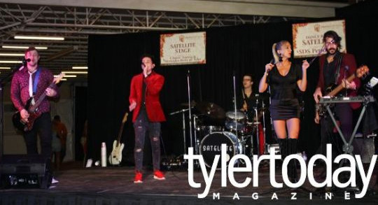Tyler Today Magazine features Texas band, Satellite
