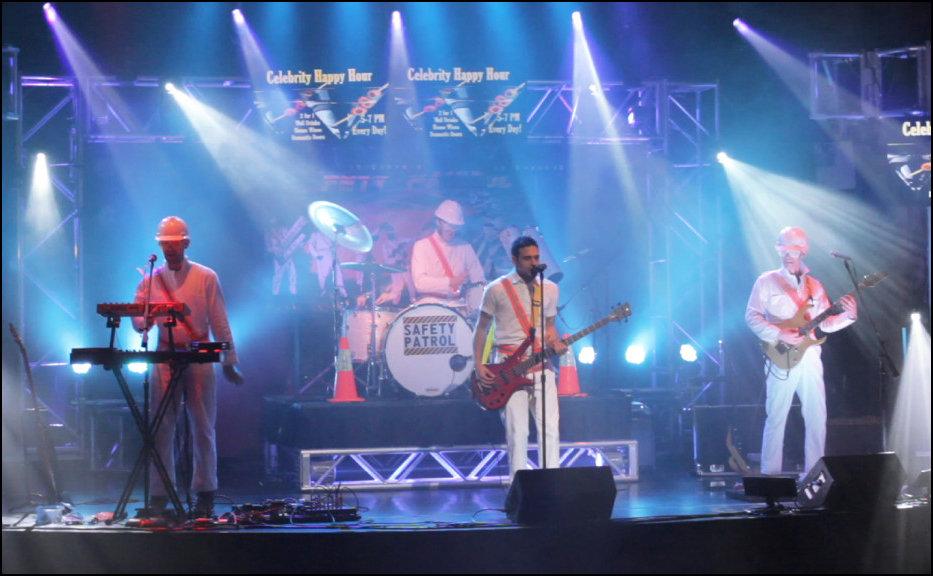 Austin 80's Band, Safety Patrol