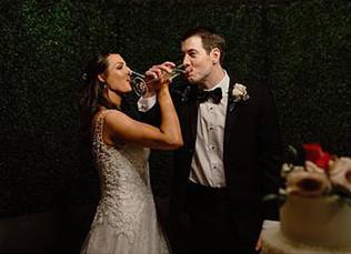 Wedding Band | Satellite | Alison & James' Wedding