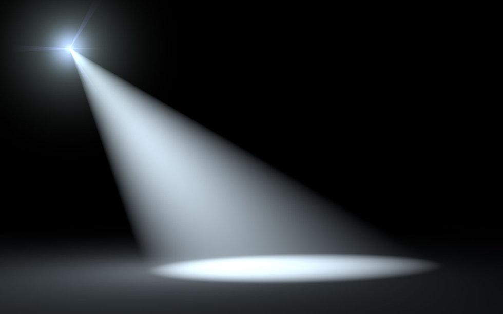 Spotlight background image