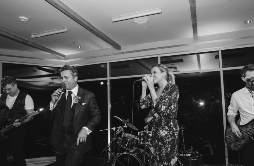 Live bands for your destination wedding