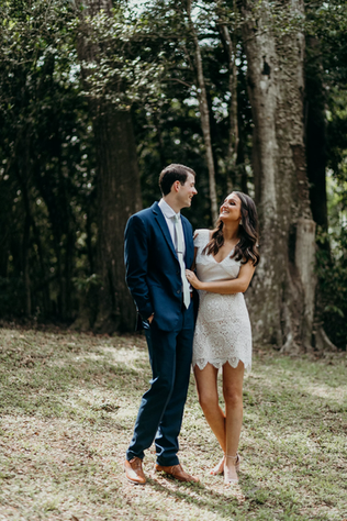 Satellite | Allison & James' Wedding | The Cash and Carry Building