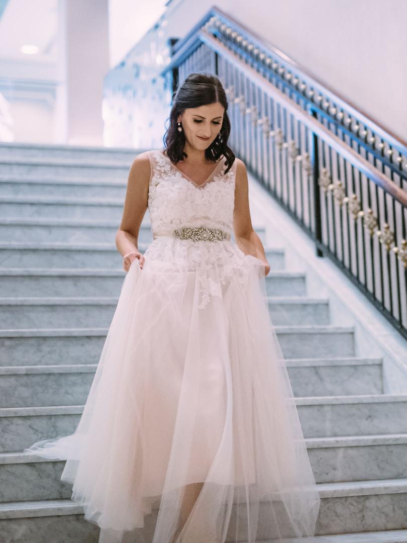 Taylor + Frankie Get Married!