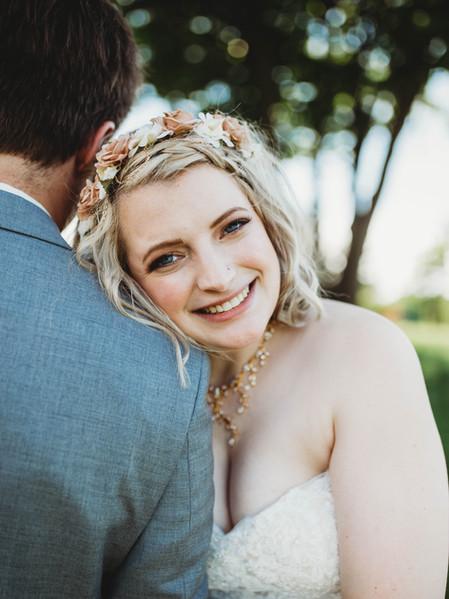 HANNAH + MICHAEL GET MARRIED!