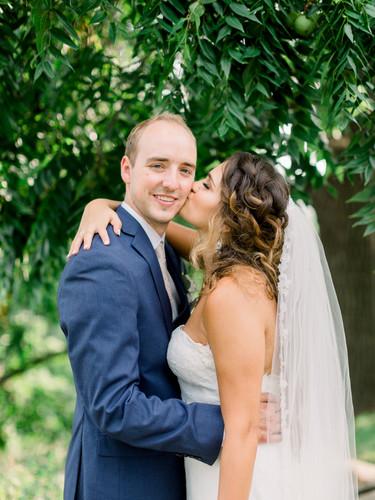 Frankie + Grant Get Married!