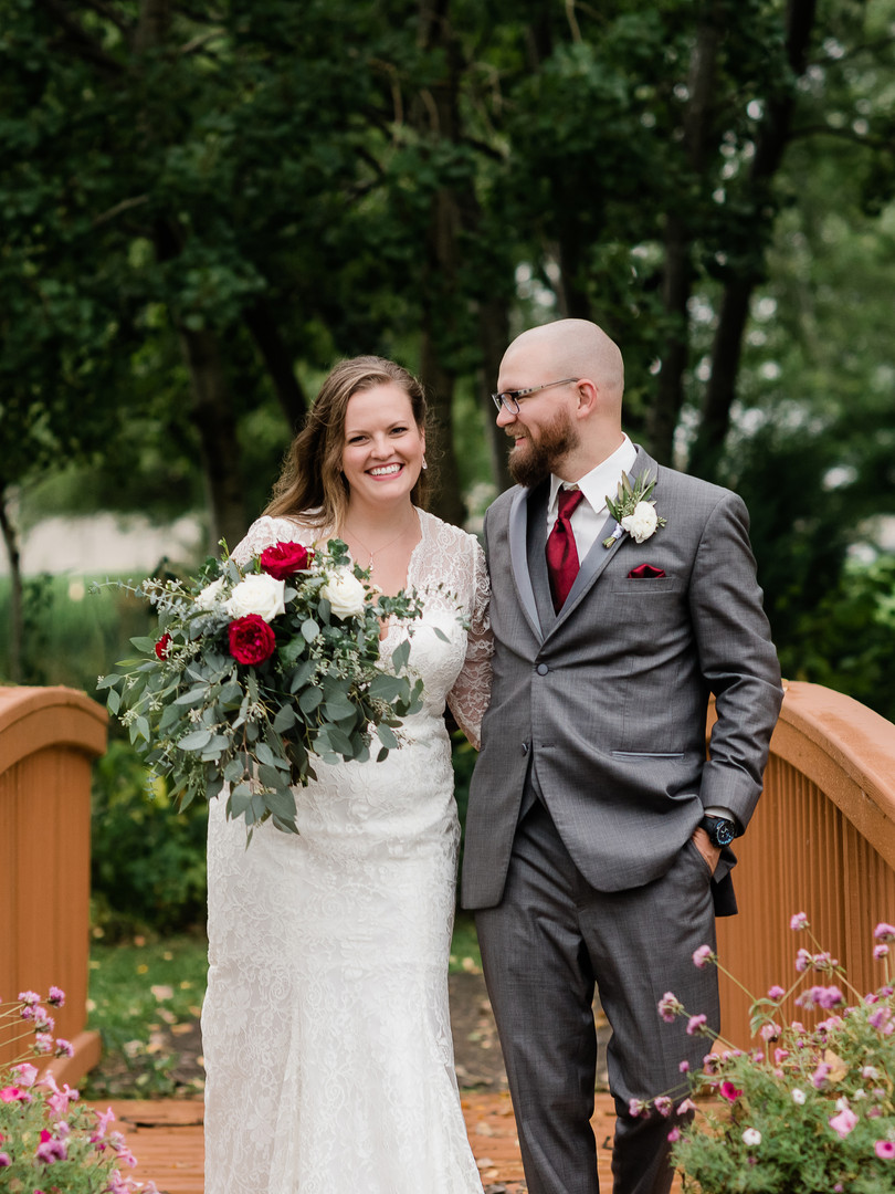 Stephanie + Ryan Get Married!