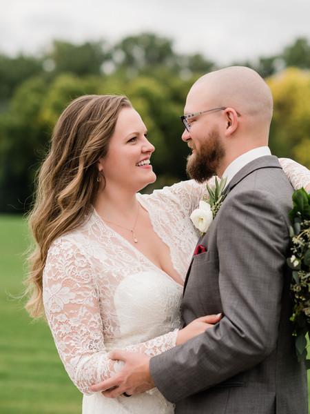 Stephanie + Ryan Get Married!