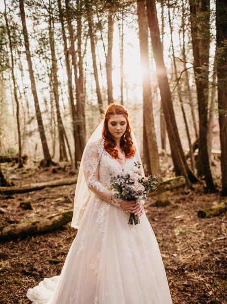 Miranda + Evan Get Married!