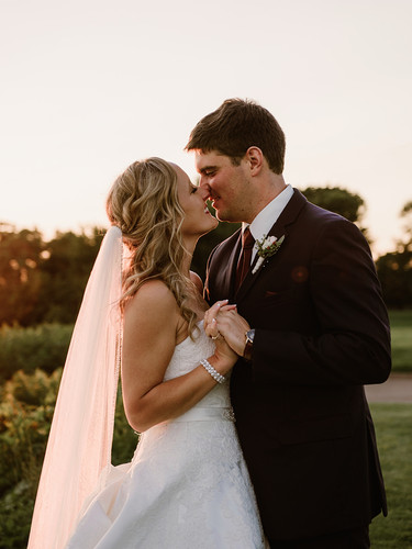 Brittany + Garrett Get Married!