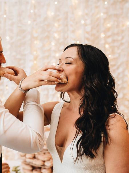 MEG + LOGAN GET MARRIED!