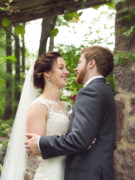 Lizzy + Micah Get Married!