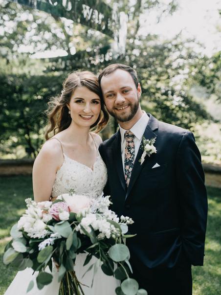 AMY + MATT GET MARRIED!