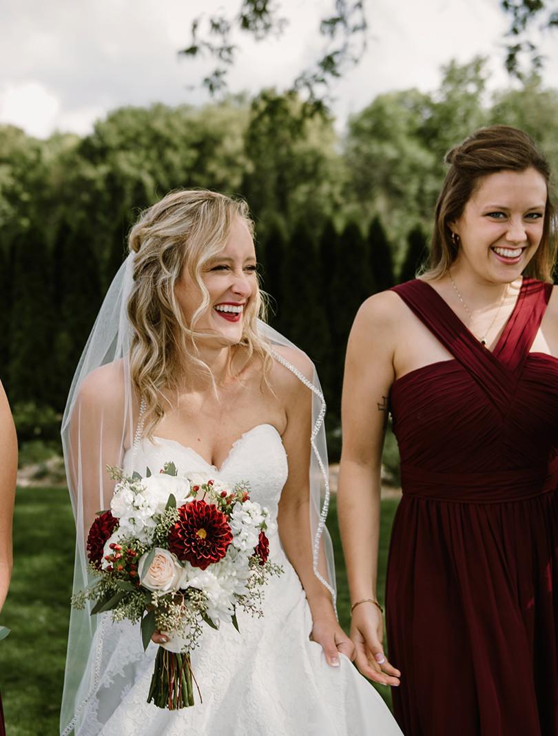 Brittany + Garrett Get Married!