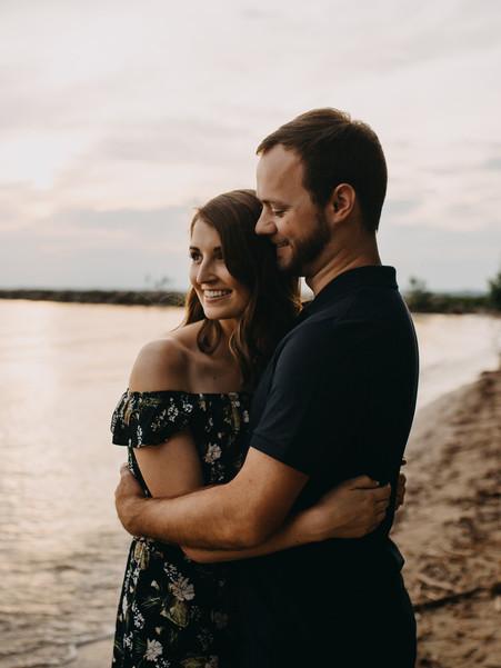 Amy + Matt Get Engaged!