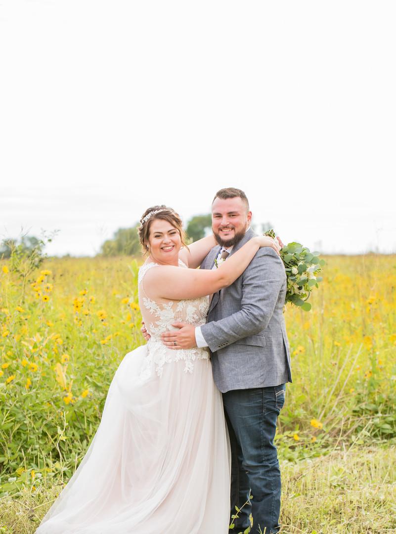 LESLIE + PATRICK GET MARRIED!
