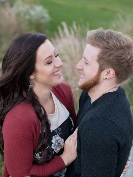 Lizzy + Micah Get Engaged!