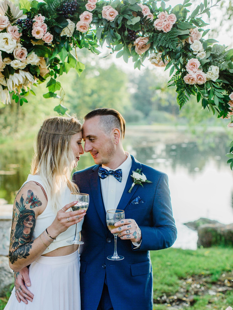 Summer Romance at Willow Pond