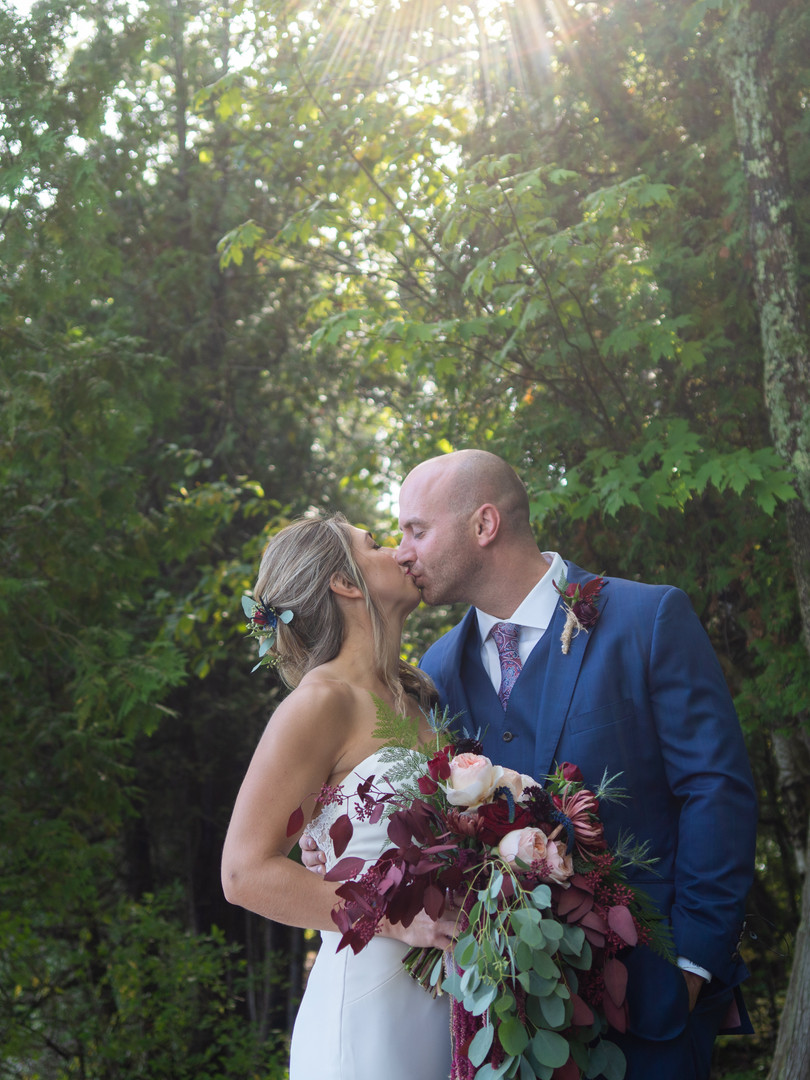 BLAIRE + BANCS GET MARRIED!