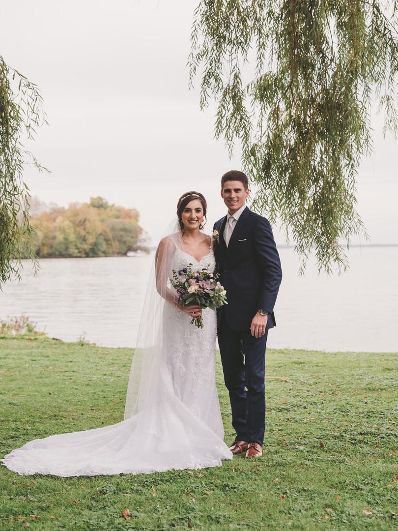 ALESHA + TYLER GET MARRIED!