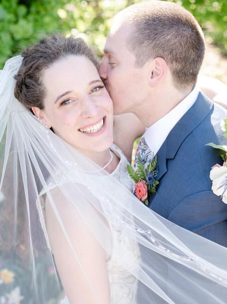 Becky + Sam Get Married!