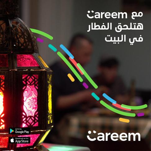 careem - social media design