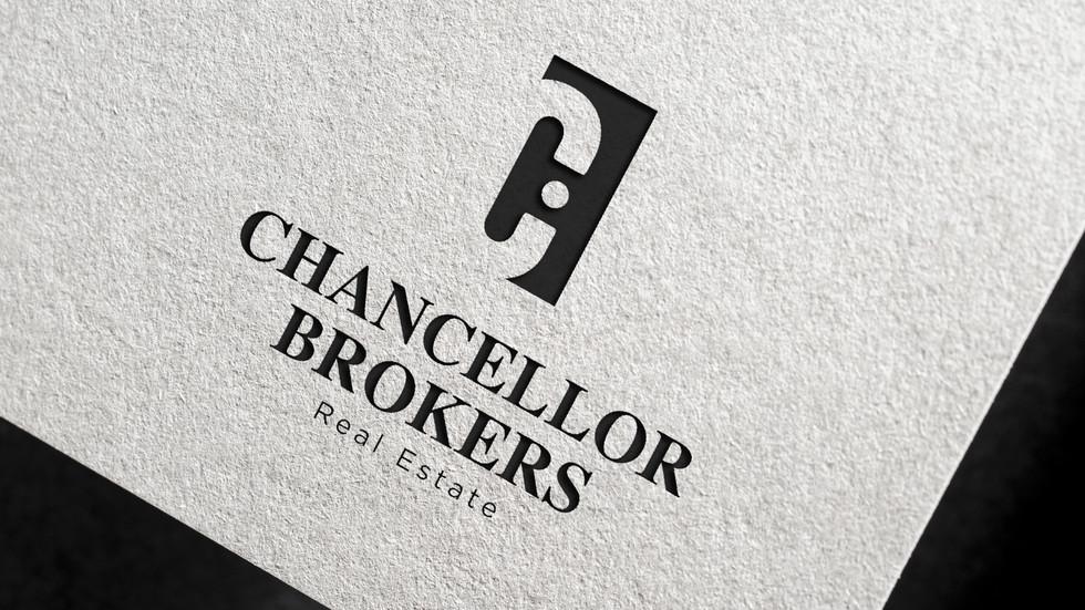 Chancellor brokers - branding