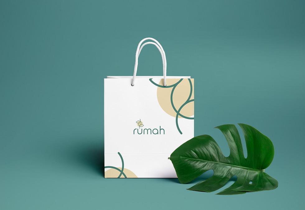 ٍRumah | Branding