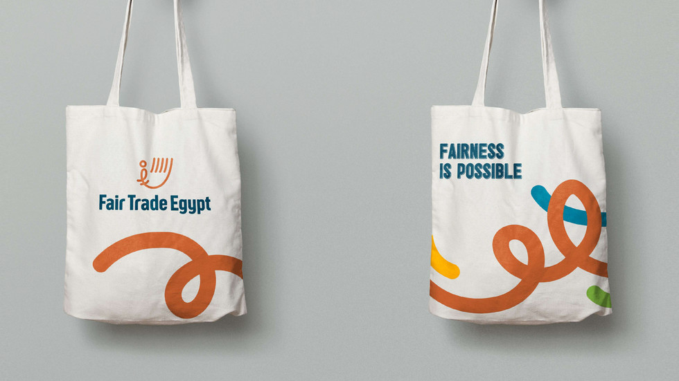 Fair Trade Egypt - mockup