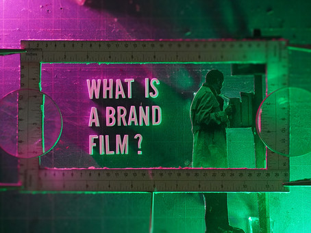 What Is A Brand Film?