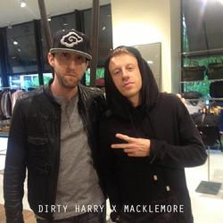 Dirty Harry x Macklemore