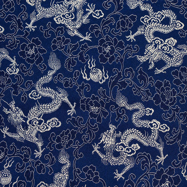 chinese-brocade-polyester-silver-on-navy