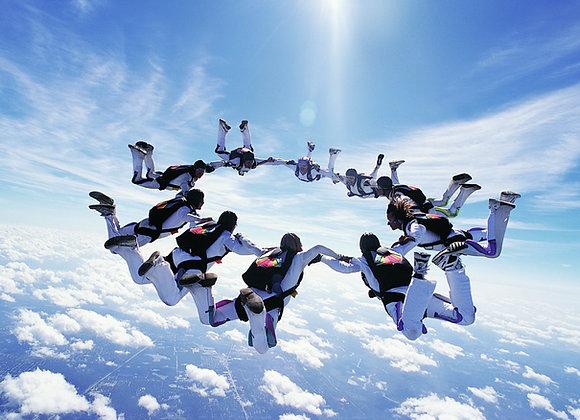 Parfum de Luxe Sky Diver