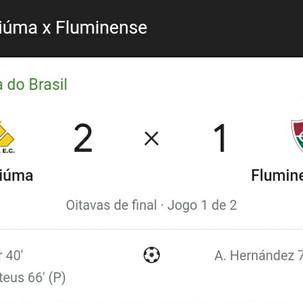 Copa do Brasil 2021 Oitavas de Finais