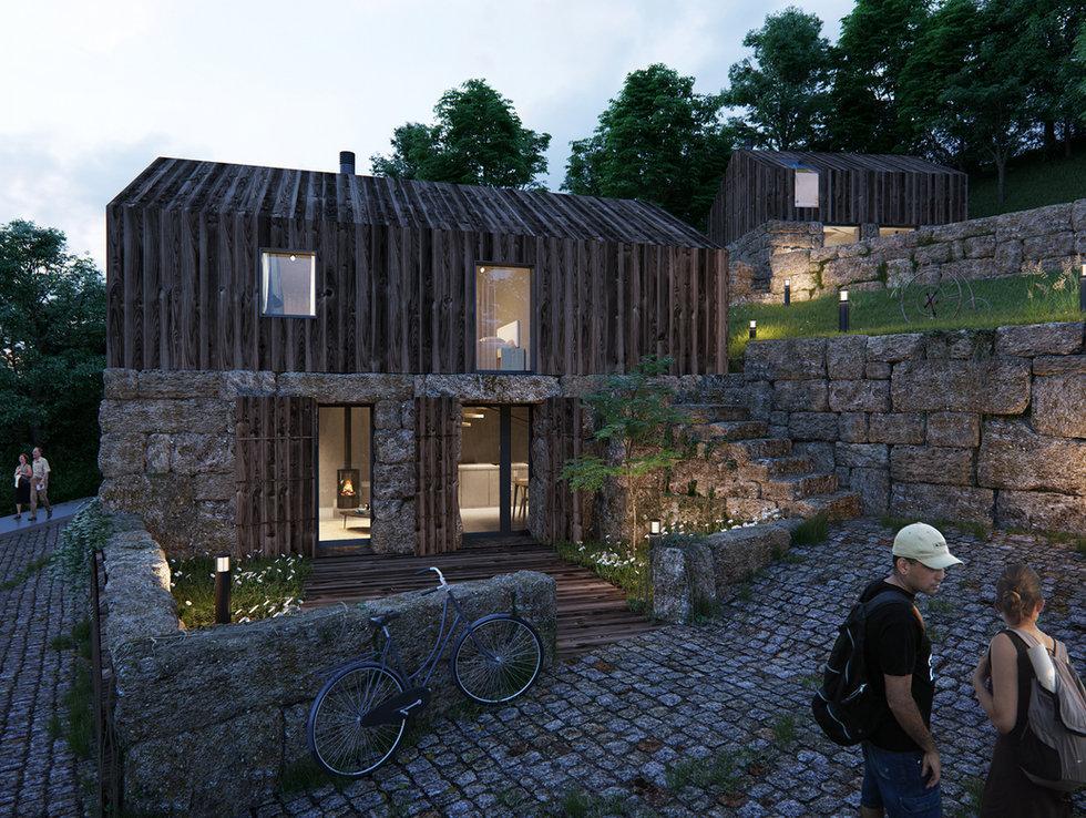 Turism houses