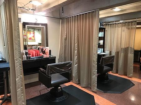 Hair Care Area at Terry Binns Spa.jpg