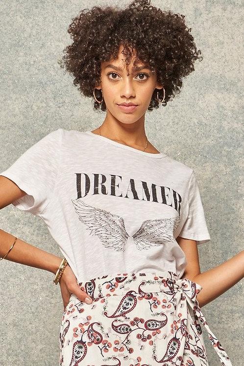 Vintage-Style 'DREAMER' T-Shirt