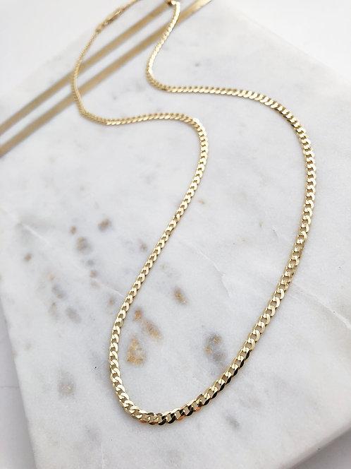 10k Gold Curb Chain