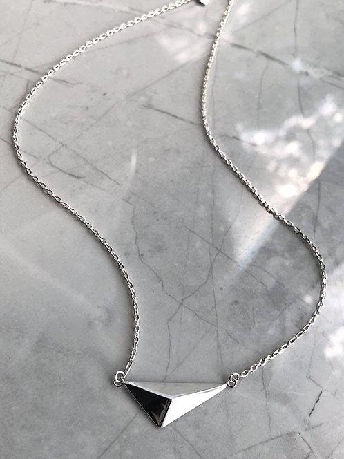 Chunky Geometric Pendant